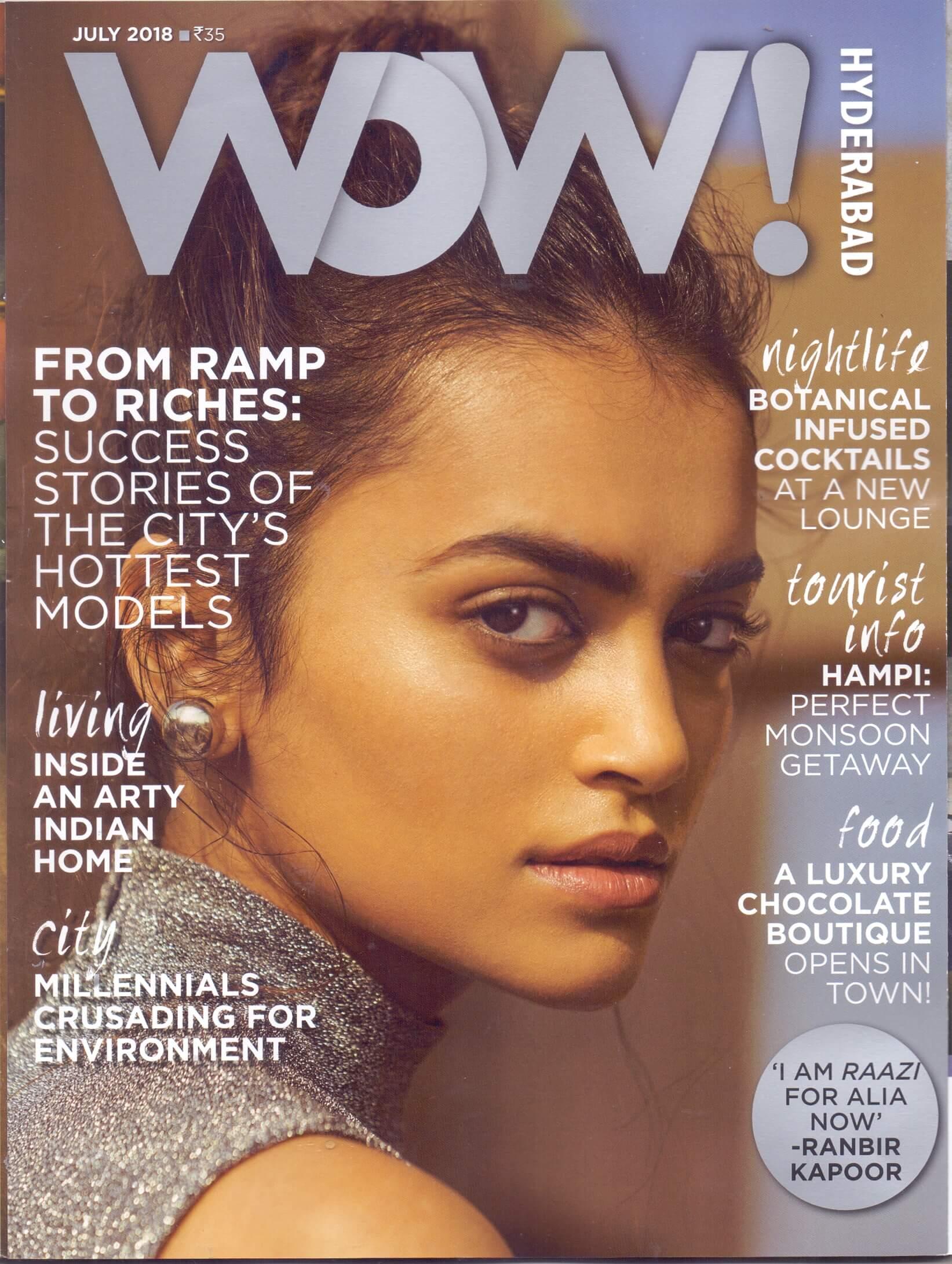 Chronicle Magazine June 2018