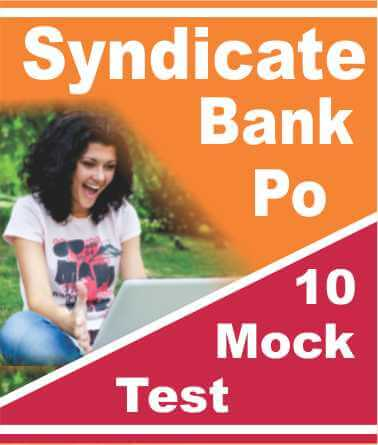 Mahendra Bank Coaching Syndicate Bank Po Exam Papers